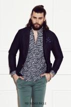 Blazer JARETH | Shirt CONRAD | Trouser PANAMA